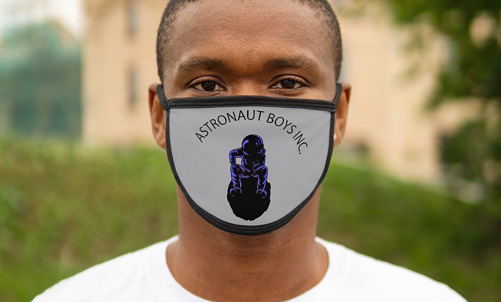 Mixed-Fabric ABI Face Mask