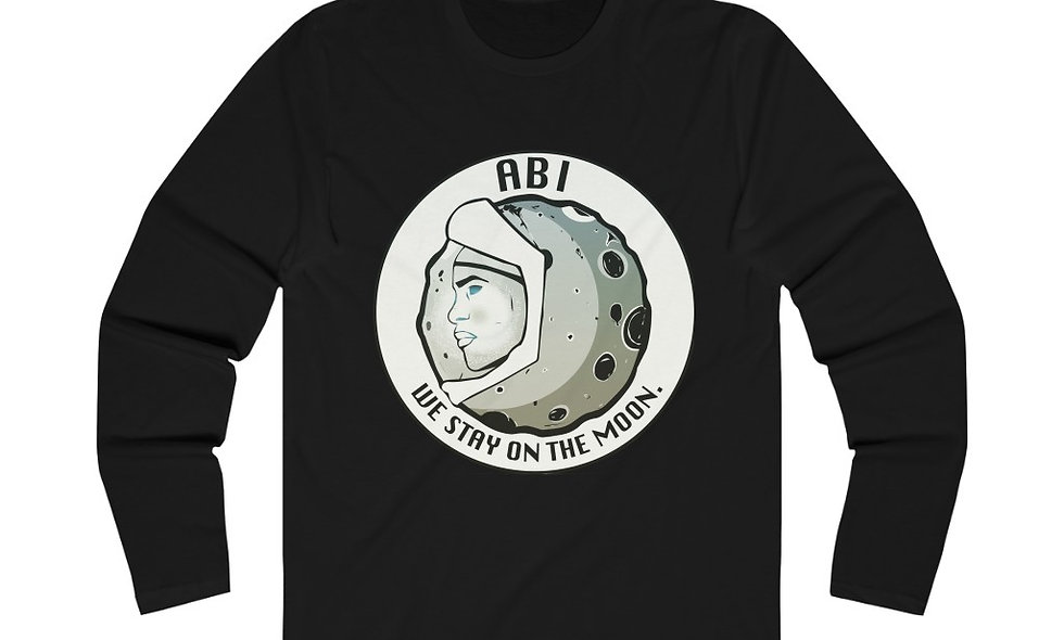 ABI Men's Long Sleeve Crew Tee