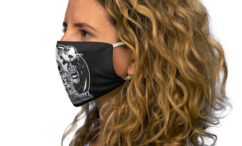 Snug-Fit  ABI LOGO 2 Face Mask (black)