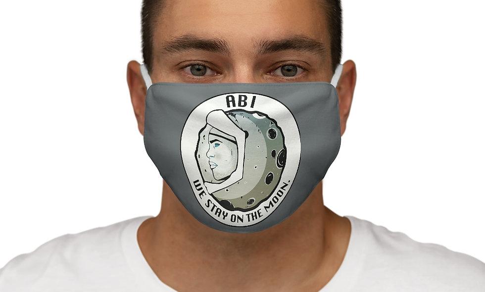 Snug-Fit  ABI LOGO Face Mask (GREY)