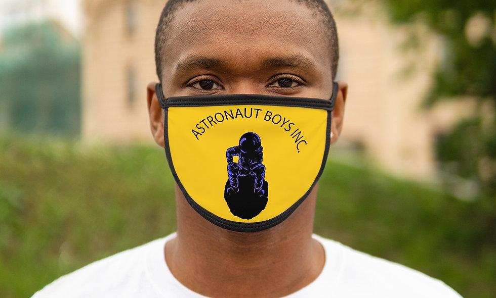 Mixed-Fabric ABI Face Mask(lakers)