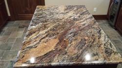 Gorgeous stone countertops