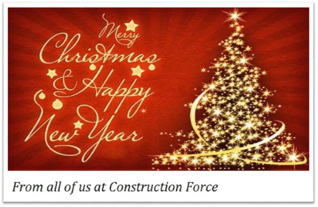 Merry Christmas and Happy New Year!!