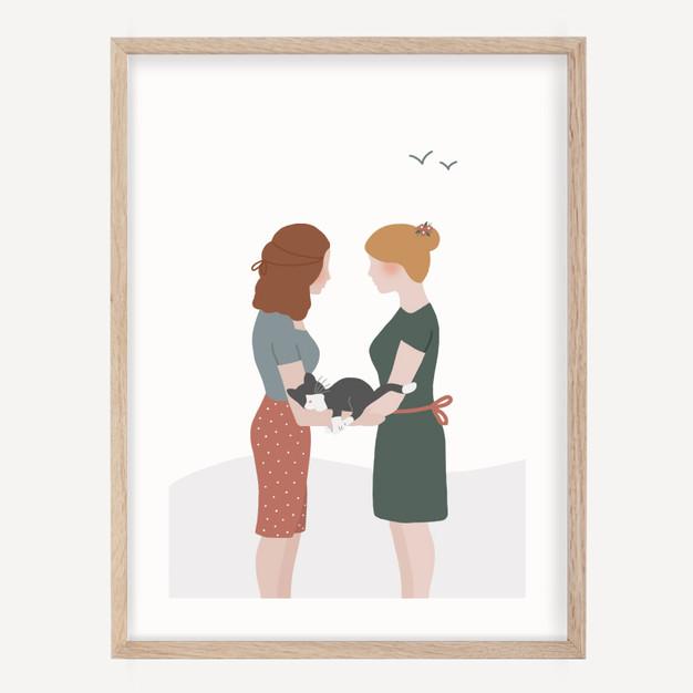 SI---Illustration-sur-mesure-famille---L