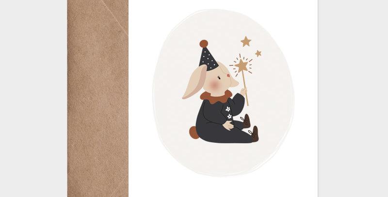 Carte postale - Postcard - Rallume les étoiles / R