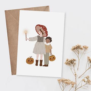SI-photo-1---En-avant-Halloween---157x109---photo-carte-postale-automne-halloween-enfants-