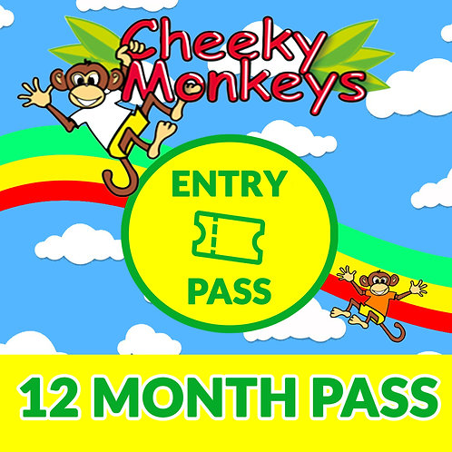 12 Month Pass