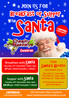 HO HO HO Santa is coming to Cheeky Monkeys