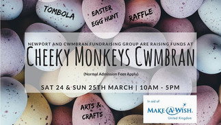 Easter Egg Hunt, Arts & Crafts, Tombola & A Raffle