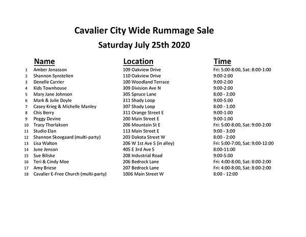 2020 Final Rummage Map List.jpg
