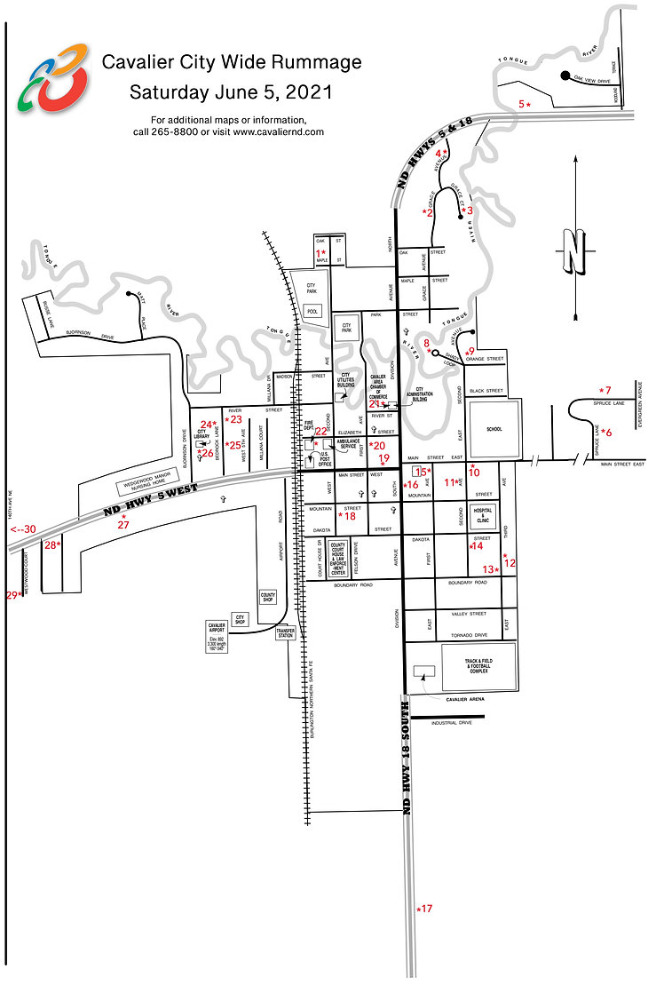 City Wide Rummage Sale 2021 Final Map.jp
