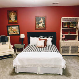 Country Guest Room