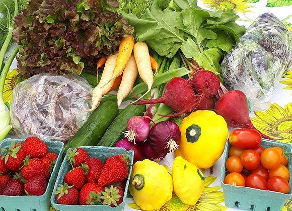Spring Delight Harvest Box