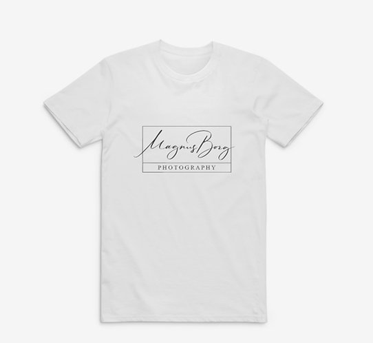 T-shirt Magnus Borg Photography inramad