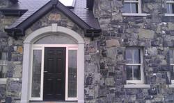 stonemason Dublin - granite arch