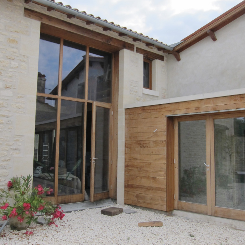 limestone house france