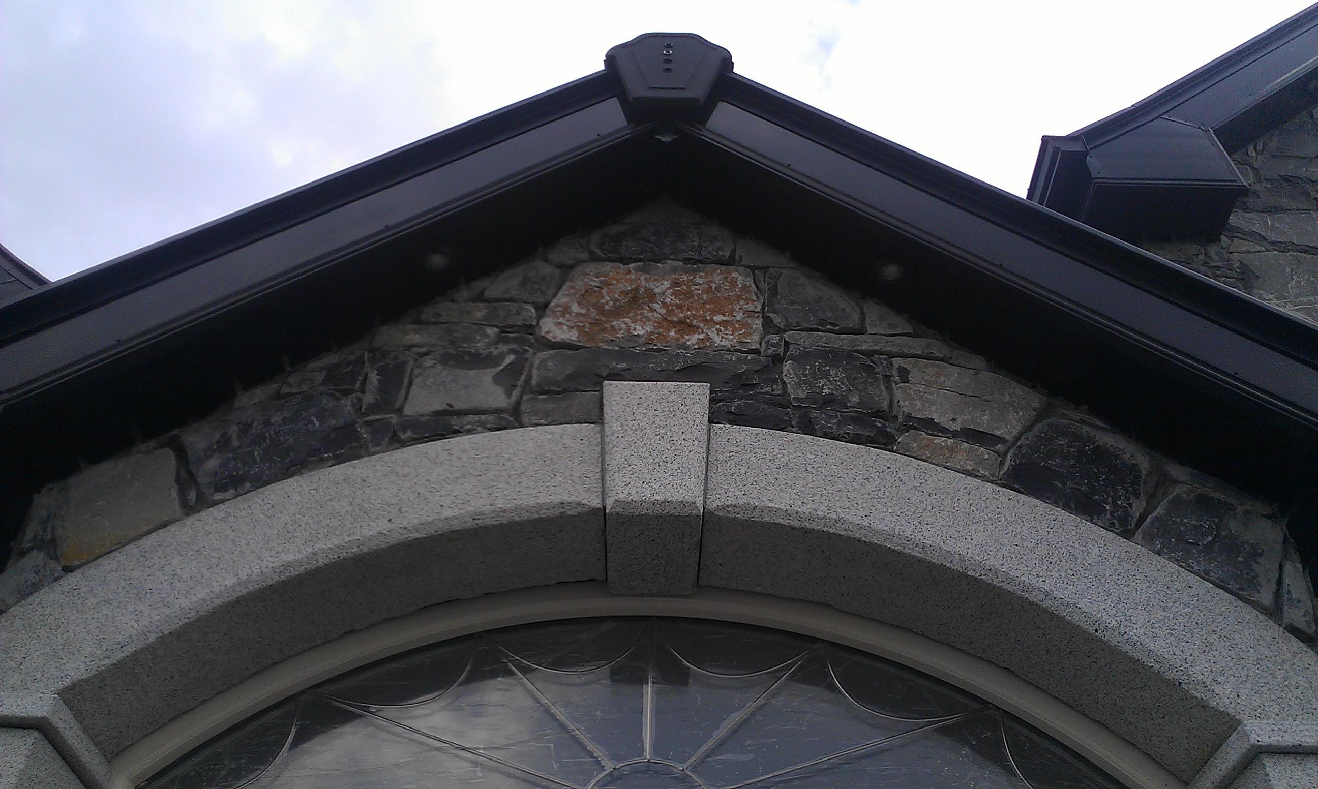 granite arch