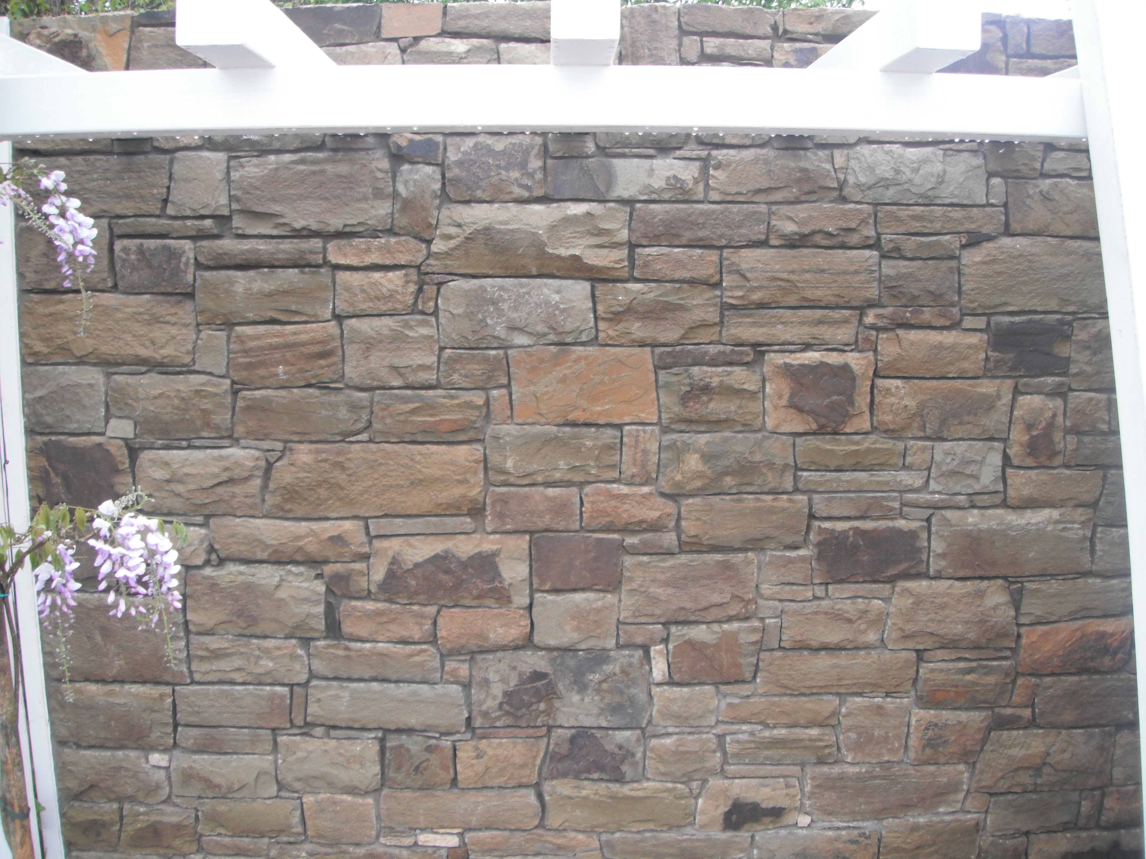 stone wall  2014