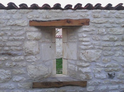 lime mortar joint wall