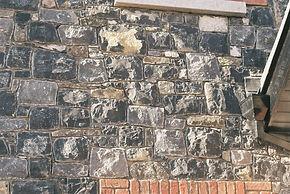 Limestone | brick house Dublin, Newcastle