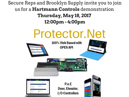 May 18 - Hartmann @ Brooklyn Supply