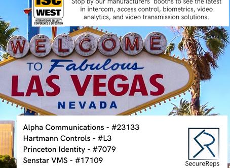 April 10-12 ISC West - Las Vegas