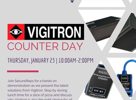 January 23rd - Vigitron Counter Day
