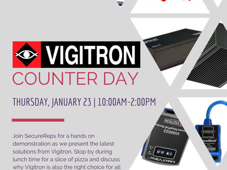January 23rd - Vigitron Counter Day