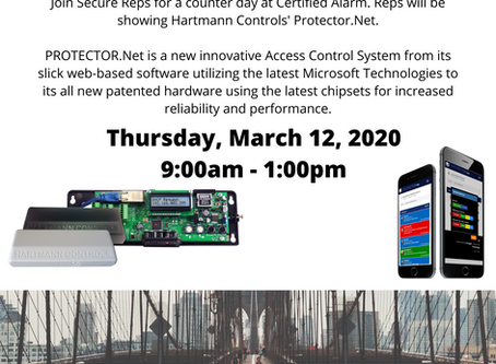March 12th - Hartmann Counter Day