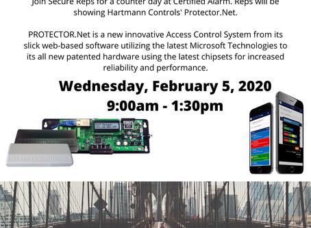 February 5th - Hartmann Counter Day
