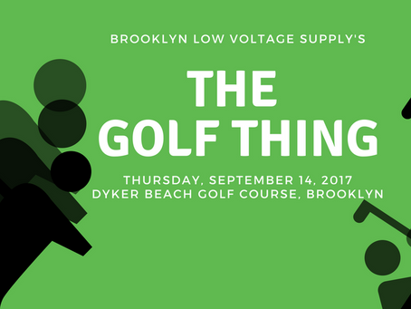 Sept 14 - The Golf Thing