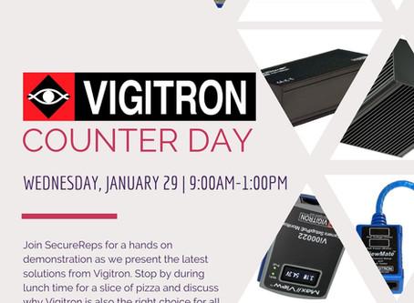 January 29th - Vigitron Counter Day