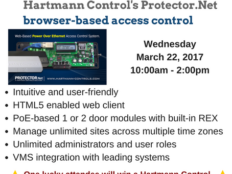 Hartmann Protector Training