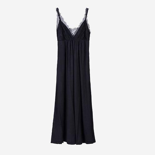 Milk Long Gown W029