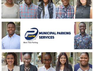 Daniel Trust Foundation becomes the 1st organization to be featured on MPS high tech parking meters