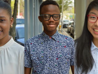 Three (3) Daniel Trust students have been hired by Old Navy through the company's partnership wi
