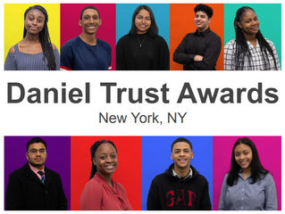 Meet the 2019 Daniel Trust Scholars who were honored at The Daniel Trust Awards in New York, NY on J