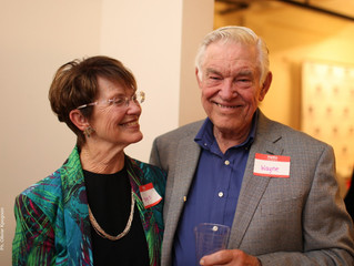 Marge and Wayne Hiller of Bridgeport, CT are sponsoring a 1-year scholarship at The 5th Annual Danie