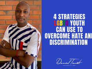 4 Strategies LGBTQ Youth Can Use To Overcome Hate and Discrimination