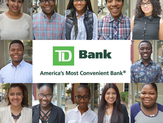 TD Bank, America's Most Convenient Bank contributes $2,500 to support the 4th Annual Daniel Trus