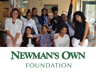 Newman's Own Foundation awards the Daniel Trust Foundation a $2,500 grant to support general ope