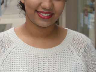 2017 Daniel Trust Scholar Iffath Choudhury receives a Full Tuition Scholarship from Fairfield Univer