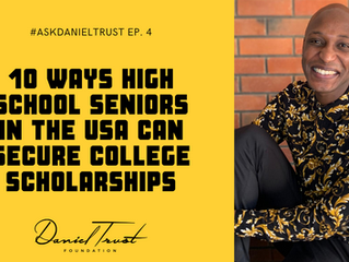 10 Ways High School Seniors in the USA Can Secure College Scholarships