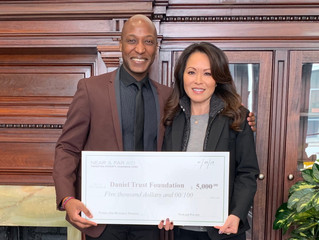 Near & Far Aid has awarded Daniel Trust Foundation a $5,000 grant to support our Mentoring Progr