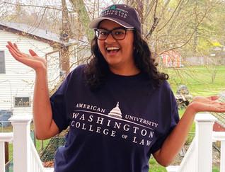 Sapna Rampersaud, an Alumna of our College Scholarship Program, is heading to Washington, D.C.