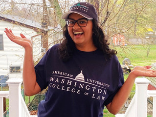 Sapna Rampersaud, an Alumna of our College Scholarship Program, is heading to Washington, D.C.
