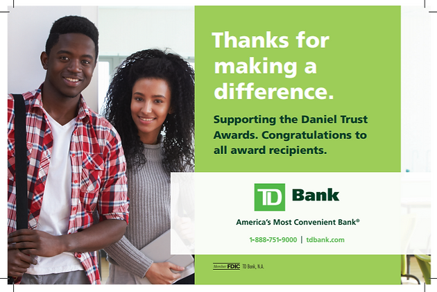 TD Bank, America's Most Convenient Bank® is sponsoring The