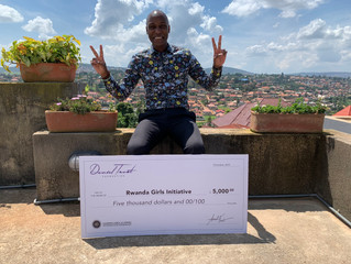 Daniel Trust Foundation has awarded a $5,000 grant to Rwanda Girls Initiative to support the SAT Pro