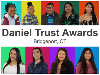 Meet the 2019 Daniel Trust Scholars who were honored at The Daniel Trust Awards in Bridgeport, CT on