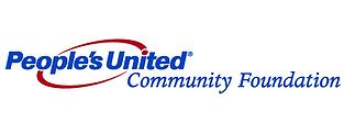 People's United Community Foundation Log